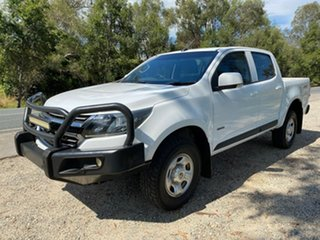 2016 Holden Colorado RG MY17 LS Pickup Crew Cab White 6 Speed Sports Automatic Utility.