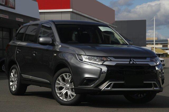 New Mitsubishi Outlander ZL MY21 ES 2WD Maitland, 2021 Mitsubishi Outlander ZL MY21 ES 2WD Titanium 6 Speed Constant Variable Wagon