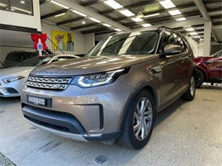 2017 Land Rover Discovery Series 5 L462 HSE Bronze Sports Automatic Wagon