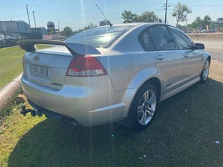 2006 Holden Commodore VE SS Silver 6 Speed Sports Automatic Sedan.
