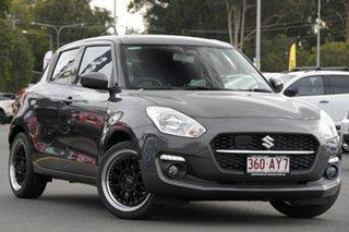 2020 Suzuki Swift AZ Series II GL Mineral Grey 1 Speed Constant Variable Hatchback.