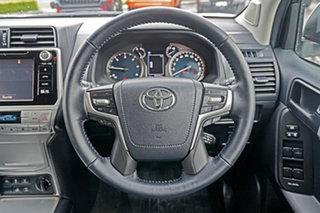 2018 Toyota Landcruiser Prado GDJ150R GXL White 6 Speed Sports Automatic Wagon