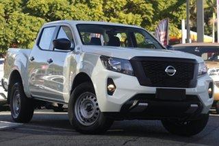 2021 Nissan Navara D23 MY21 SL 4x2 Polar White 7 Speed Sports Automatic Utility.