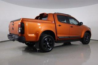 2015 Holden Colorado RG MY16 Z71 (4x4) Orange 6 Speed Automatic Crew Cab Pickup