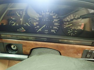 1987 Mercedes-Benz 560 SEC Black Crystal 4 Speed Automatic Coupe