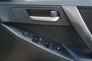 2011 Mazda 3 BL10F1 MY10 Maxx Sport Blue 6 Speed Manual Hatchback