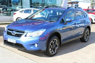 2015 Subaru XV G4X MY15 2.0i-L Lineartronic AWD Blue 6 Speed Constant Variable Wagon.