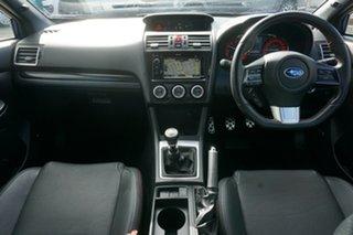 2015 Subaru WRX V1 MY15 Premium AWD Blue 6 Speed Manual Sedan
