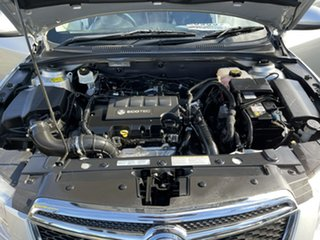 2011 Holden Cruze JH Series II MY12 SRi-V Silver 6 Speed Sports Automatic Sedan