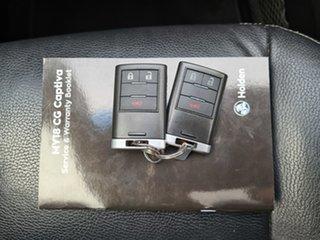 2018 Holden Captiva CG MY18 LTZ AWD Black 6 Speed Sports Automatic Wagon