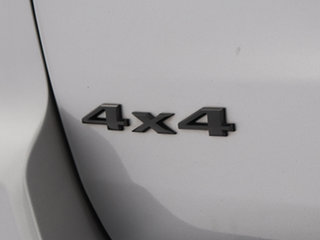 2015 Jeep Grand Cherokee WK MY15 Blackhawk (4x4) Silver 8 Speed Automatic Wagon