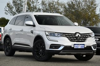2020 Renault Koleos HZG MY20 Zen X-tronic White 1 Speed Constant Variable Wagon.