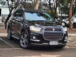 2018 Holden Captiva CG MY18 LTZ AWD Black 6 Speed Sports Automatic Wagon.
