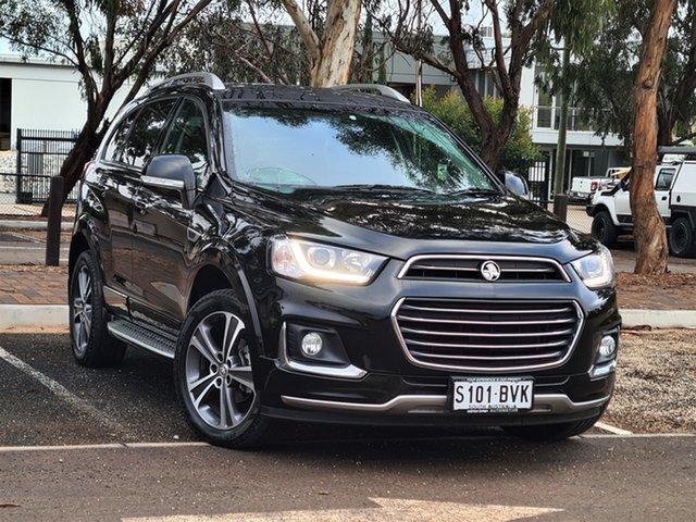 Used Holden Captiva CG MY18 LTZ AWD St Marys, 2018 Holden Captiva CG MY18 LTZ AWD Black 6 Speed Sports Automatic Wagon