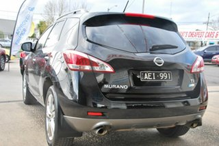 2013 Nissan Murano Z51 MY12 TI Black Continuous Variable Wagon