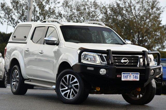 Used Nissan Navara D23 S2 ST-X Clarkson, 2017 Nissan Navara D23 S2 ST-X White 7 Speed Sports Automatic Utility