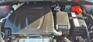 2012 Suzuki SX4 GYA MY11 Red 6 Speed Constant Variable Hatchback.
