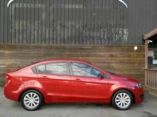 2013 Proton Preve CR MY13 GX Red 5 Speed Manual Sedan.