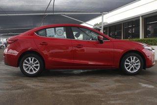 2016 Mazda 3 BN5278 Touring SKYACTIV-Drive Red 6 Speed Sports Automatic Sedan.