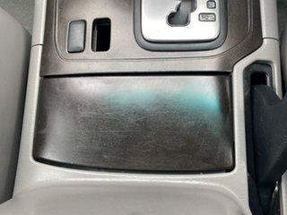 2006 Toyota Landcruiser UZJ100R GXL White 5 Speed Automatic Wagon