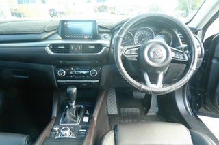 2017 Mazda 6 GL1031 GT SKYACTIV-Drive Blue 6 Speed Sports Automatic Sedan