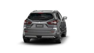 2021 Nissan Qashqai J11 Series 3 MY20 Ti X-tronic Gun Metallic 1 Speed Constant Variable Wagon