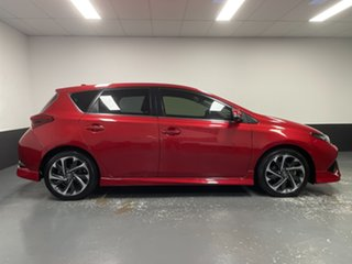 2018 Toyota Corolla ZRE182R ZR S-CVT Red 7 Speed Constant Variable Hatchback