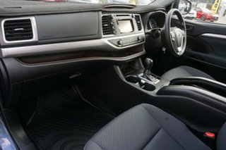2019 Toyota Kluger GSU50R GX 2WD Blue 8 Speed Sports Automatic Wagon