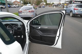 2010 Ford Falcon FG Upgrade XR6T 50th Anniversary White 6 Speed Manual Utility