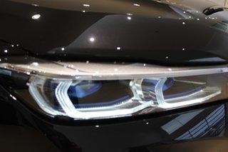 2021 BMW 7 Series G11 LCI 740i Steptronic Black Sapphire 8 Speed Sports Automatic Sedan
