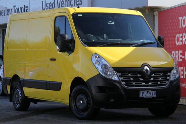 Pre-Owned Renault Master X62 Phase 2 MY20 Pro Low Roof SWB 120kW Glen Waverley, 2019 Renault Master X62 Phase 2 MY20 Pro Low Roof SWB 120kW 6 Speed Manual Van