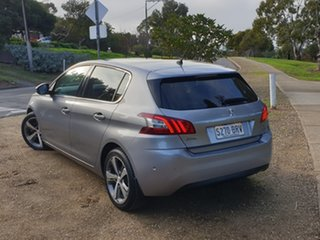2016 Peugeot 308 T9 Allure Grey 6 Speed Sports Automatic Hatchback.