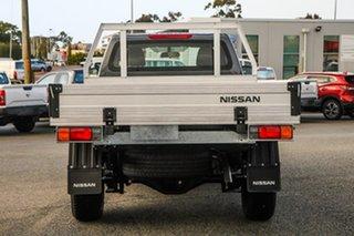 2021 Nissan Navara D23 MY21 SL 4x2 Slate Gray 6 Speed Manual Cab Chassis.