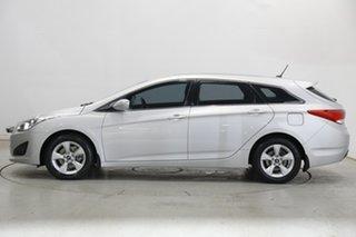 2014 Hyundai i40 VF2 Active Tourer Silver 6 Speed Sports Automatic Wagon.