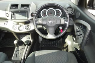 2012 Toyota RAV4 ACA38R MY12 Cruiser 4x2 Blue 4 Speed Automatic Wagon