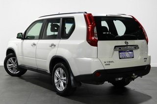 2011 Nissan X-Trail T31 Series IV ST White 1 Speed Constant Variable Wagon