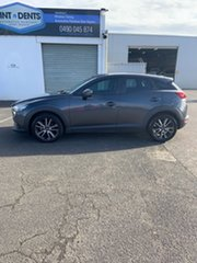 2015 Mazda CX-3 DK2W7A sTouring SKYACTIV-Drive Meteor Gre 6 Speed Sports Automatic Wagon