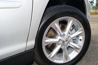2008 Lexus RX350 GSU35R 07 Upgrade Sports Luxury Silver 5 Speed Sequential Auto Wagon.