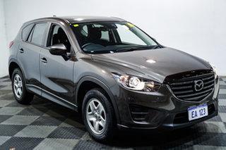 2017 Mazda CX-5 KE1072 Maxx SKYACTIV-Drive FWD Bronze 6 Speed Sports Automatic Wagon