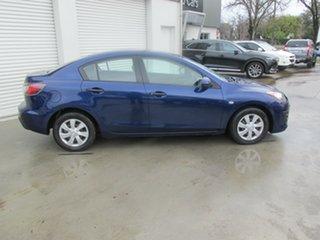 2010 Mazda 3 BL10F1 MY10 Neo Activematic Blue 5 Speed Sports Automatic Sedan.