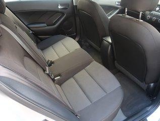 2017 Kia Cerato YD MY18 Sport Silver 6 Speed Sports Automatic Hatchback