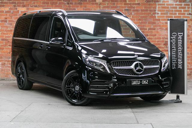 Demonstrator Mercedes-Benz Viano Mulgrave, V-CLASS V250M AVG FL E6C