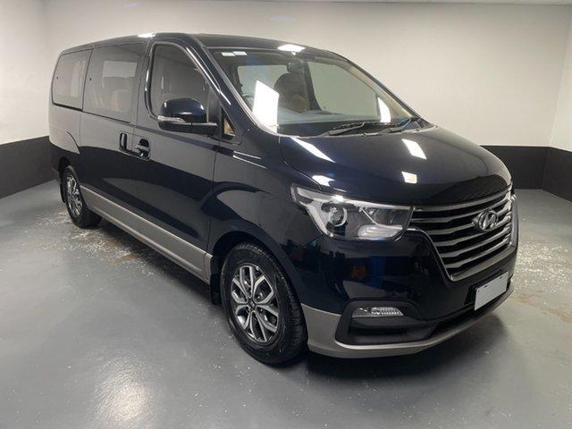 Used Hyundai iMAX TQ4 MY19 Elite Hamilton, 2019 Hyundai iMAX TQ4 MY19 Elite Blue 5 Speed Automatic Wagon