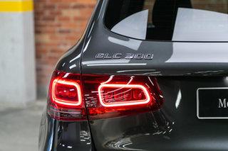 2020 Mercedes-Benz GLC-Class X253 800+050MY GLC300 9G-Tronic 4MATIC Graphite Grey 9 Speed