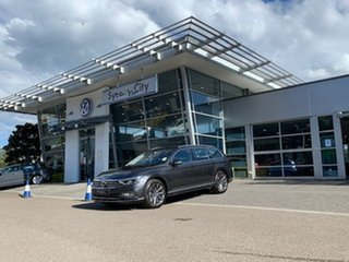 2021 Volkswagen Passat 3C (B8) MY21 162TSI DSG Elegance Grey 6 Speed Sports Automatic Dual Clutch.