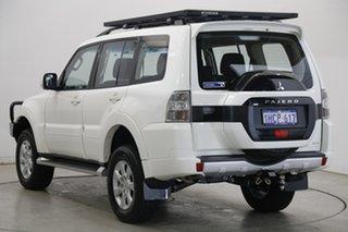 2019 Mitsubishi Pajero NX MY20 GLX White 5 Speed Sports Automatic Wagon