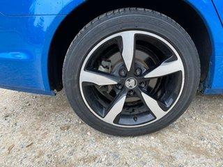 2015 Holden Commodore VF MY15 SV6 Sportwagon Blue 6 Speed Sports Automatic Wagon