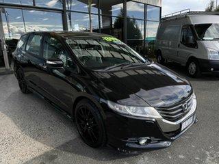 2010 Honda Odyssey RB Luxury Black 5 Speed Automatic Wagon.