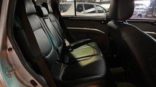 2010 Mitsubishi Challenger PB (KH) MY11 XLS Silver 5 Speed Sports Automatic Wagon