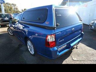 Ford Xr  MK II Ssb 4.0L DEDICATED LPG I6 6 Speed Floor Auto (mHU9CZA).